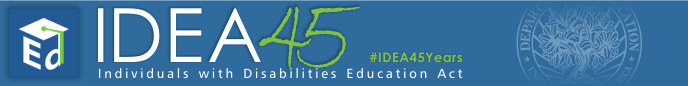 IDEA: the Individuals with Disabilities Education Act