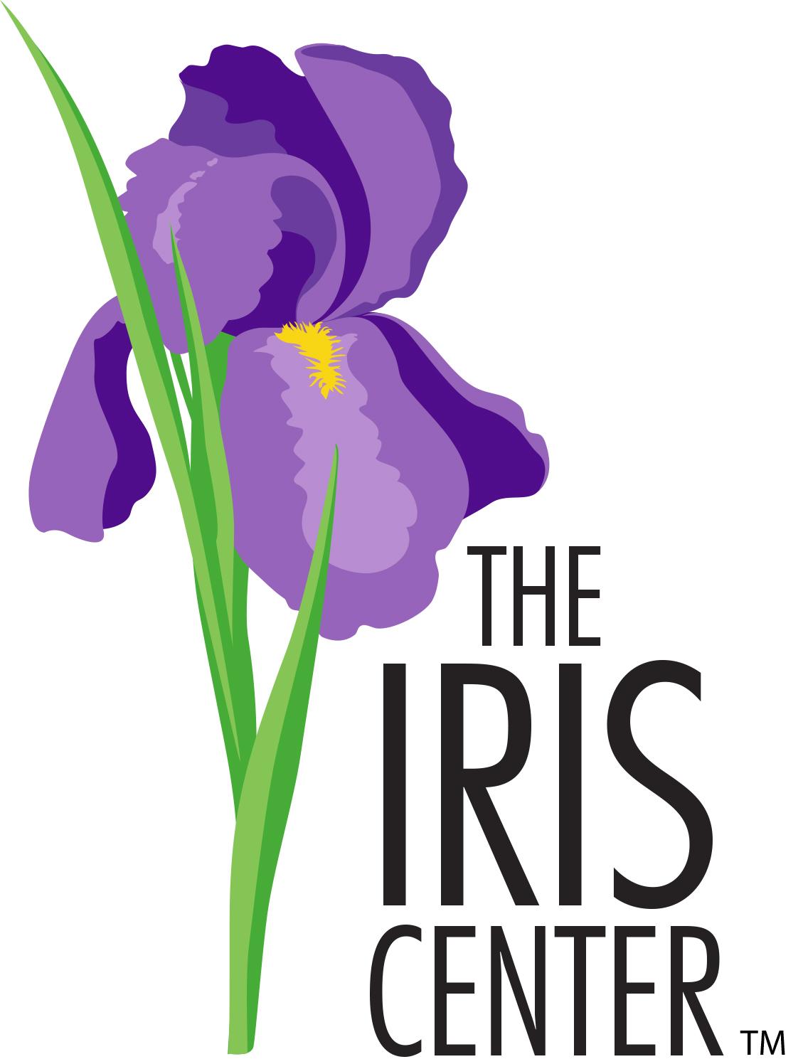 Image result for iris center logo