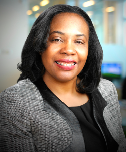 Wendy Lewis Jackson, Managing Director at the Kresge Foundation's Detroit Program