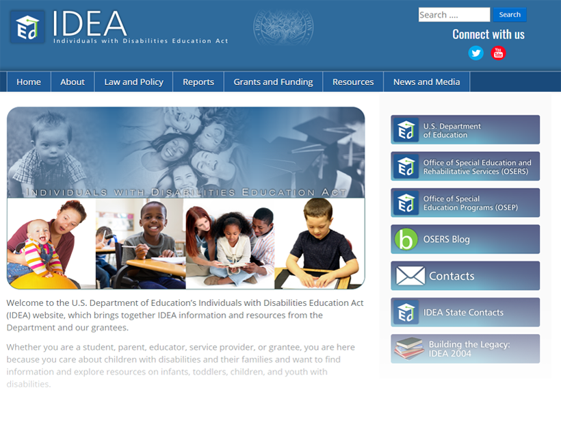 IDEA Website