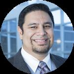 Eleazar Vasquez III, Director and Associate Professor for the Toni Jennings Exceptional Education Institute