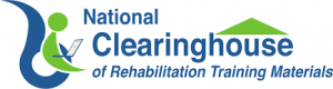 Logo - National Clearinghouse of Rehabilitation Training Materials (NCRTM)