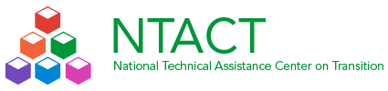 Logo - National Technical Assistance Center on Transition (NTACT)