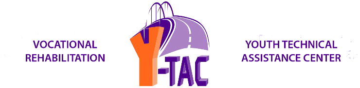 Logo - Vocational Rehabilitation Technical Assistance Center for Youth with Disabilities (Y-TAC)