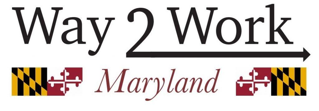 Way2Work Maryland logo