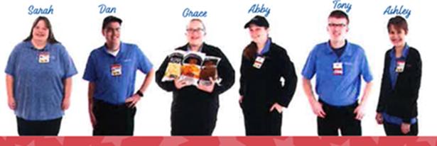 KwikTrip Staff
