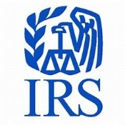 logo: Internal Revenue Service (IRS)