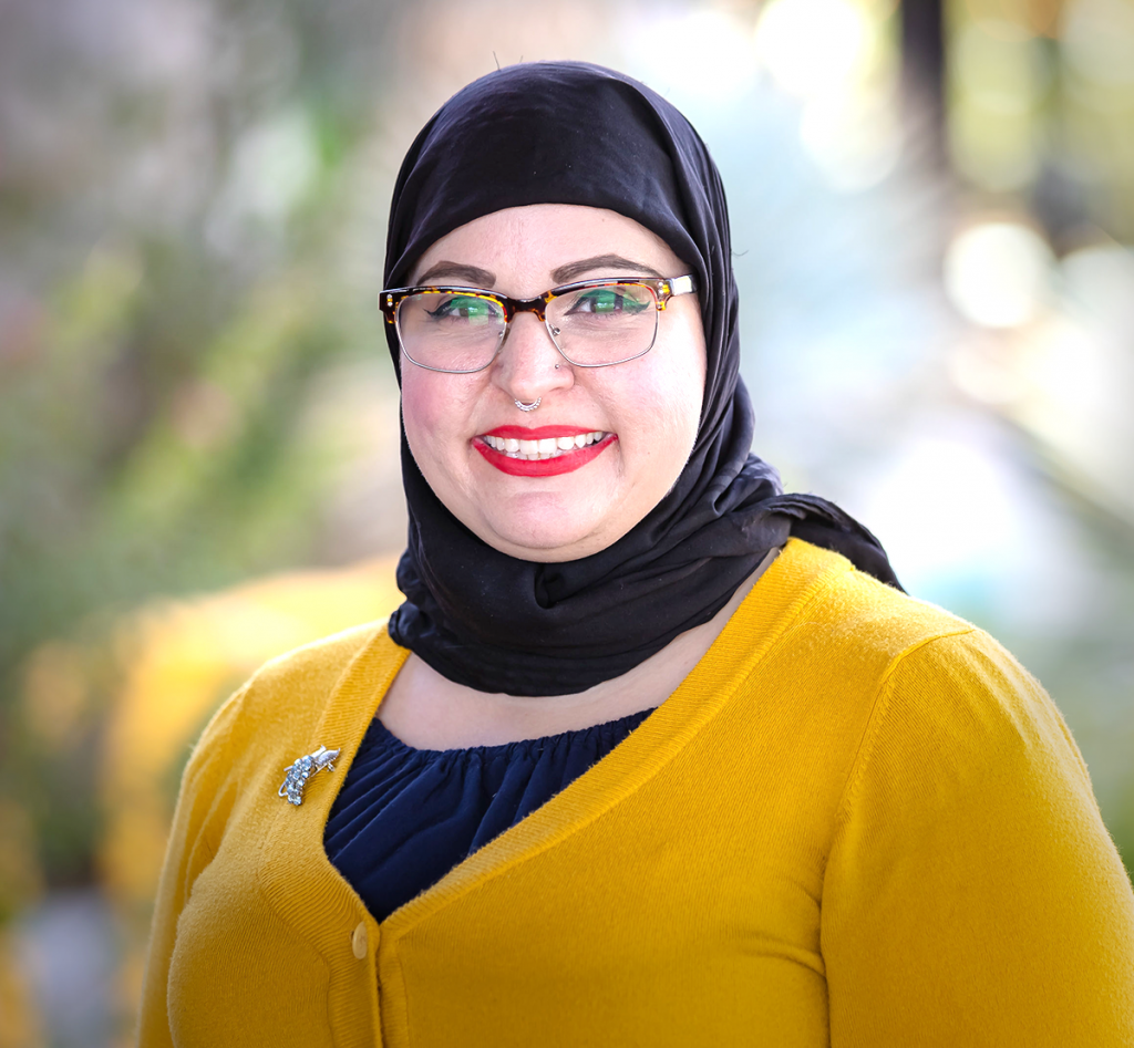 Mona Qafisheh