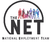 logo: National Employment Team (NET)