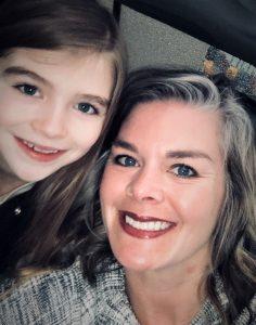 Olivia and Amy Traynor