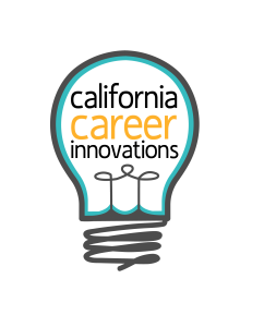 California Career Innovations logo (lightbulb)