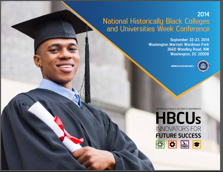 "2014 HBCU Week Conference, ""HBCUs Innovators for Future Success"""