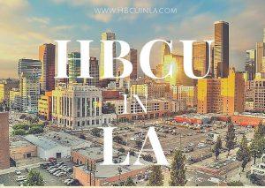 HBCUs in LA