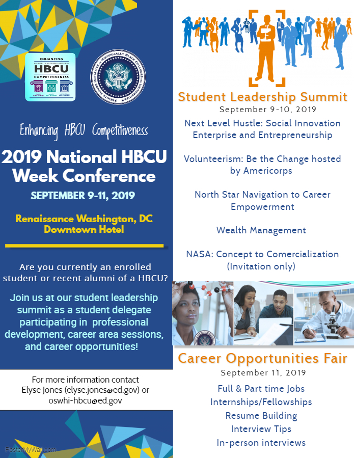 Annual HBCU Week Conference | White House Initiative on