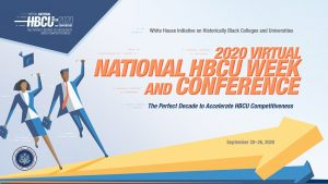 2020 Virtual HBCU Week and Conference
